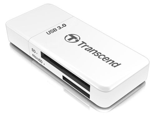 TRANSCEND CARD READER 3,0 SDHC/SDXC & MICRO SDHC/S