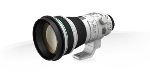 Canon EF 400mm f/4 DO IS II USM. Kampanjatuote