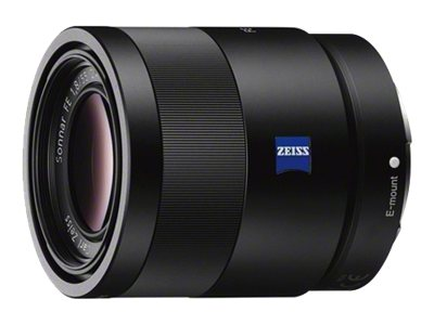 SONY Alpha NEX Lens FE 55mm f 1.8 ZA Zeiss Sonnar T