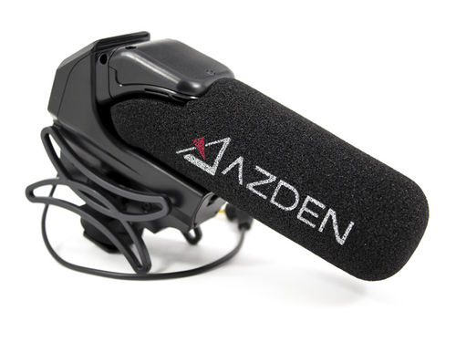 AZDEN DSLR VIDEO MICROPHONE SMX-15 MONO