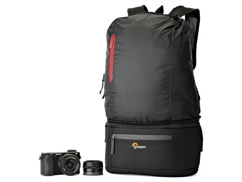 LOWEPRO LOWEPRO PASSPORT DUO BLACK/BLACK