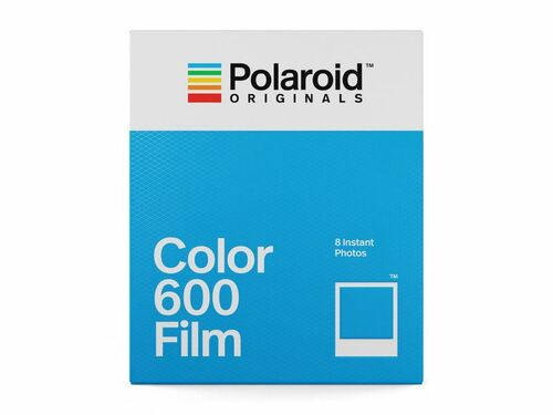 Polaroid Originals Color filmi  600-kameraan