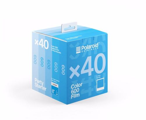 Polaroid Originals COLOR FILM 600 40-PACK