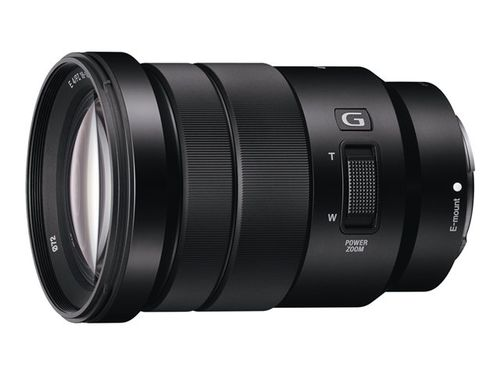 Sony 18 -105 mm - f/4.0 PZ G OSS - Sony E-mount.